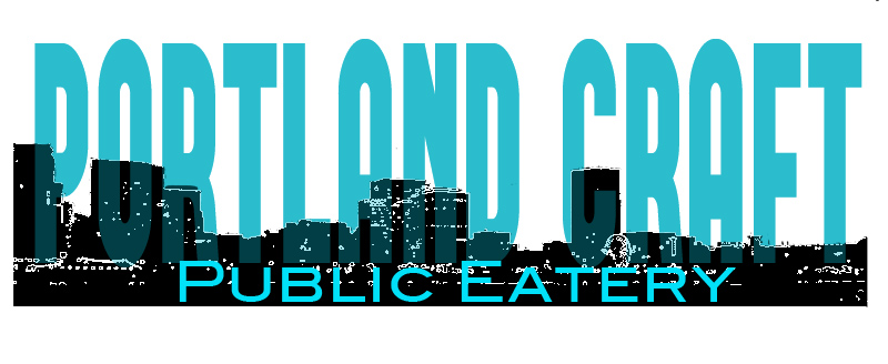 Logo Design by rBEX - Entry No. 29 in the Logo Design Contest New Logo Design for Portland Craft Public Eatery.