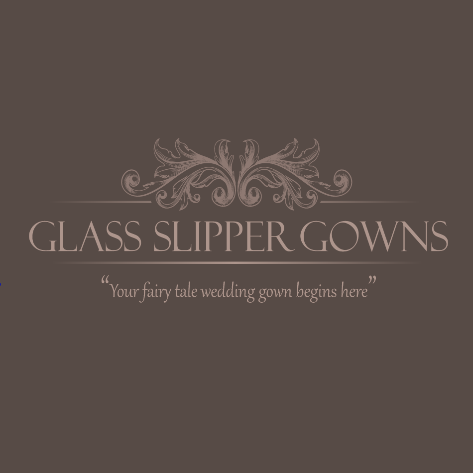 Logo Design by moonflower - Entry No. 8 in the Logo Design Contest New Logo Design for Glass Slipper Gowns.
