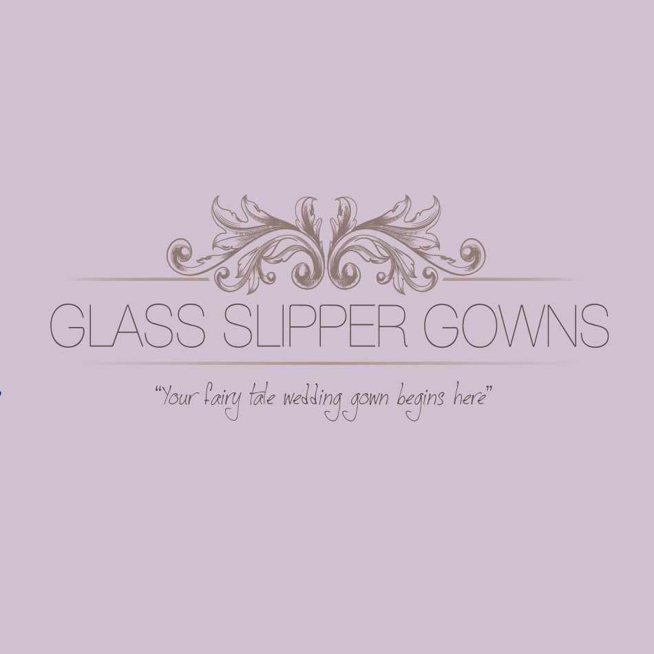 Logo Design by moonflower - Entry No. 9 in the Logo Design Contest New Logo Design for Glass Slipper Gowns.
