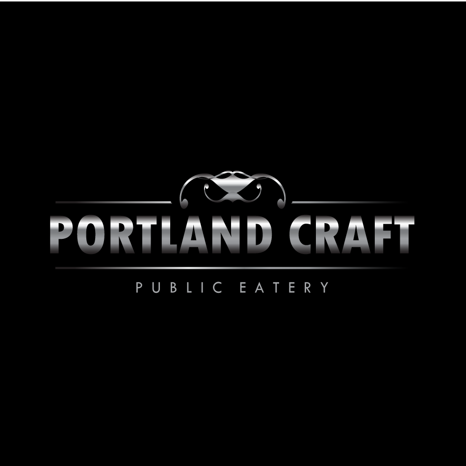 Logo Design by moonflower - Entry No. 30 in the Logo Design Contest New Logo Design for Portland Craft Public Eatery.