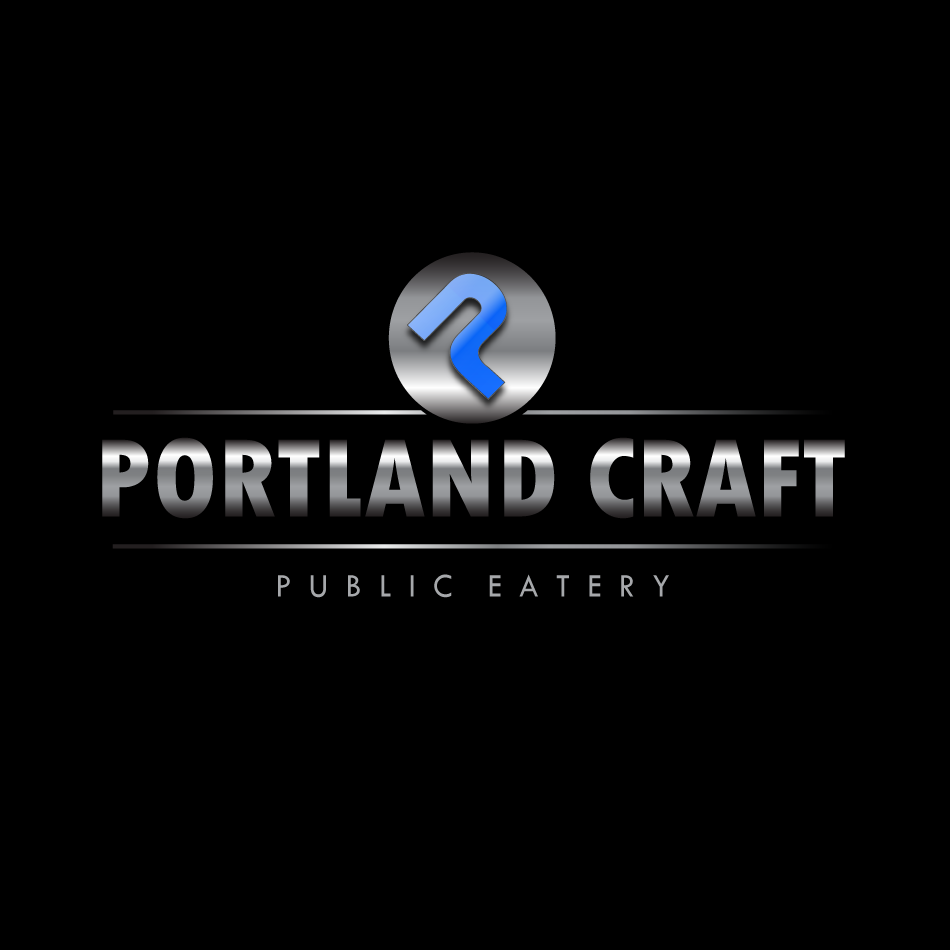 Logo Design by moonflower - Entry No. 31 in the Logo Design Contest New Logo Design for Portland Craft Public Eatery.