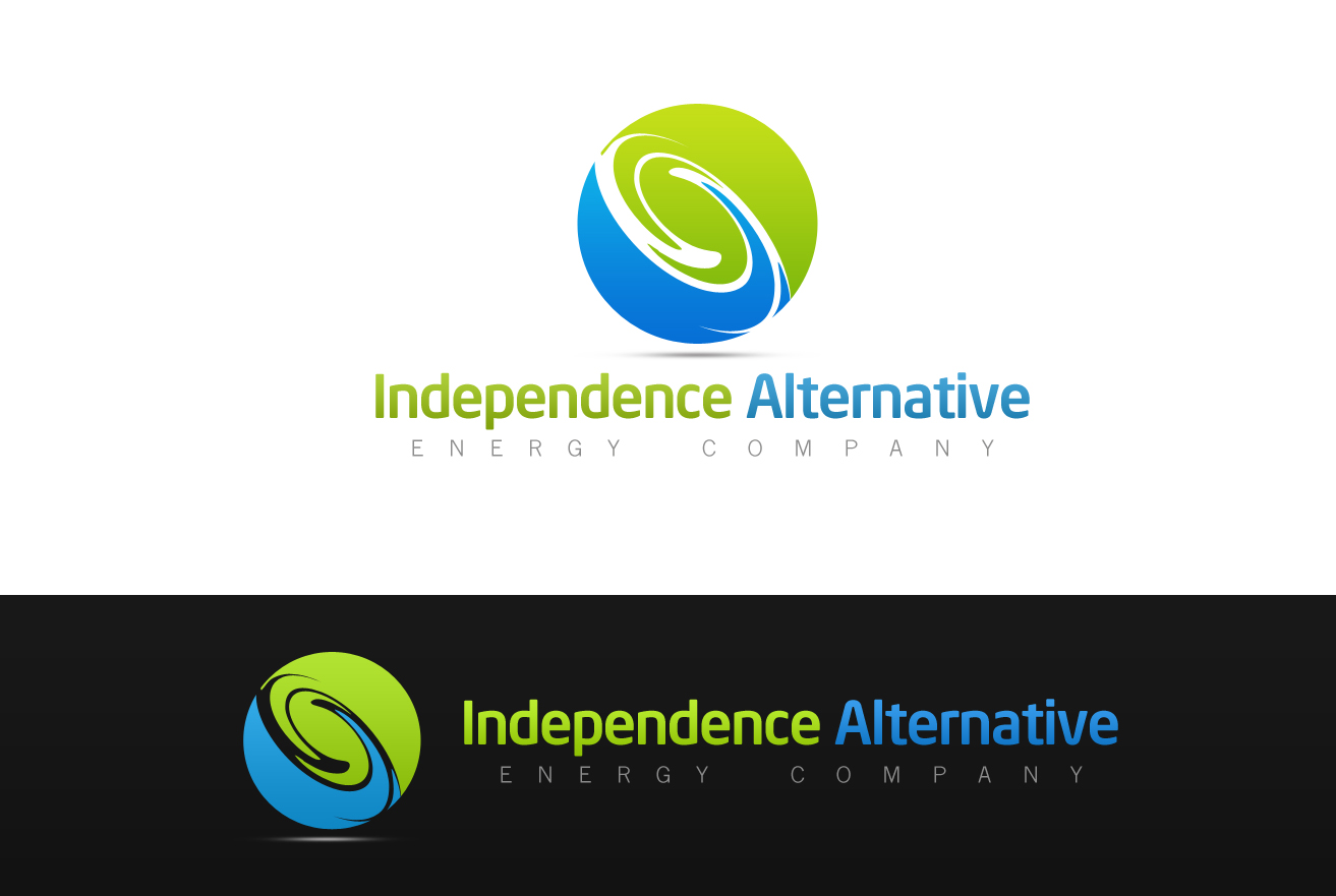 Logo Design by Private User - Entry No. 31 in the Logo Design Contest Logo Design Needed for Exciting New Alternative Energy Company.