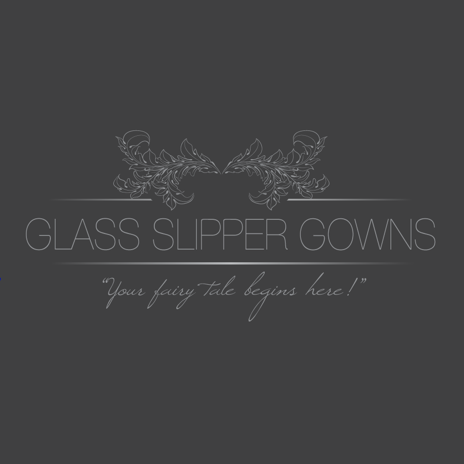 Logo Design by moonflower - Entry No. 25 in the Logo Design Contest New Logo Design for Glass Slipper Gowns.