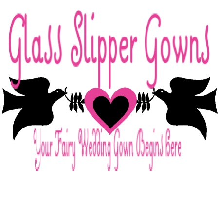 Logo Design by miyvex58 - Entry No. 27 in the Logo Design Contest New Logo Design for Glass Slipper Gowns.