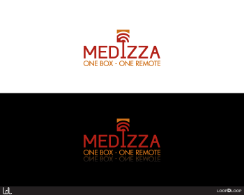 Logo Design by Private User - Entry No. 35 in the Logo Design Contest Medizza.
