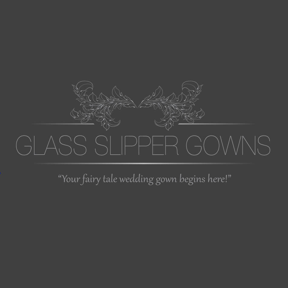 Logo Design by moonflower - Entry No. 30 in the Logo Design Contest New Logo Design for Glass Slipper Gowns.