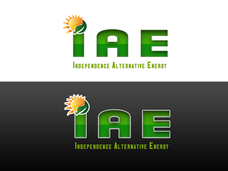 Logo Design by Private User - Entry No. 52 in the Logo Design Contest Logo Design Needed for Exciting New Alternative Energy Company.