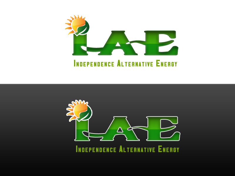 Logo Design by Private User - Entry No. 53 in the Logo Design Contest Logo Design Needed for Exciting New Alternative Energy Company.