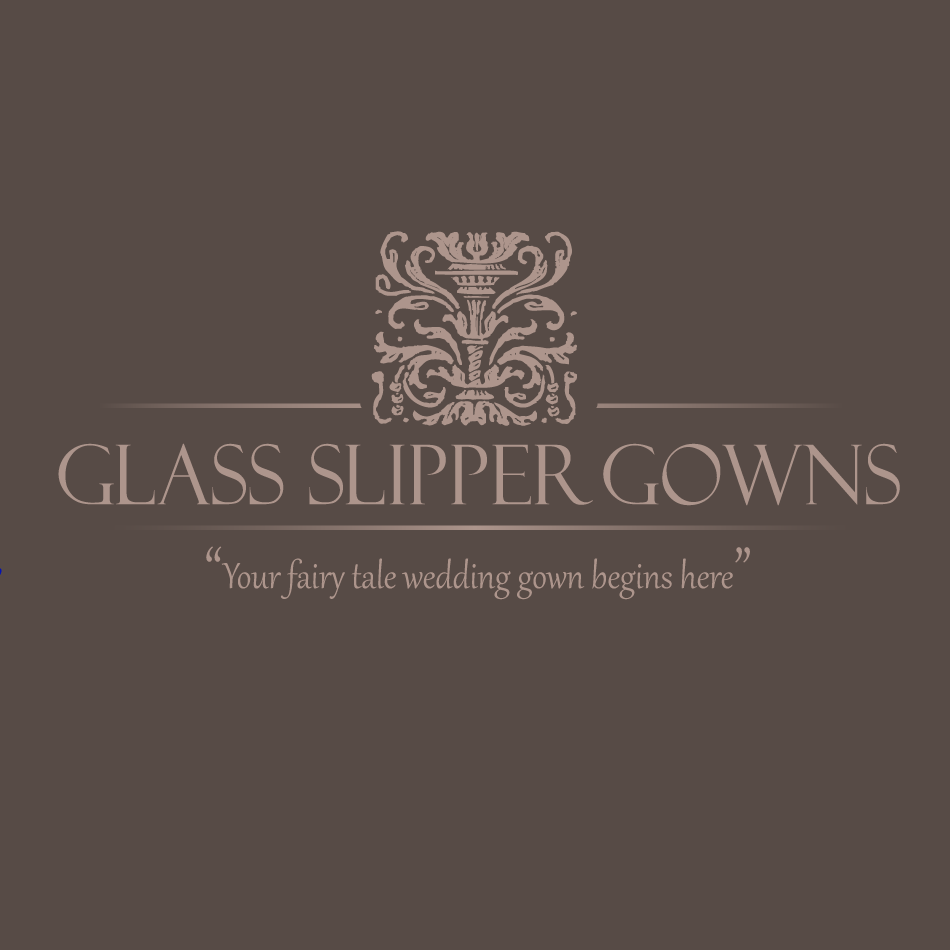 Logo Design by moonflower - Entry No. 33 in the Logo Design Contest New Logo Design for Glass Slipper Gowns.