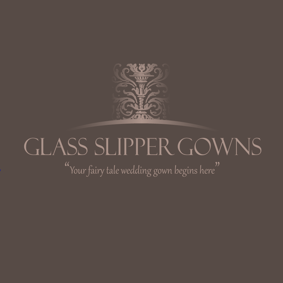 Logo Design by moonflower - Entry No. 34 in the Logo Design Contest New Logo Design for Glass Slipper Gowns.