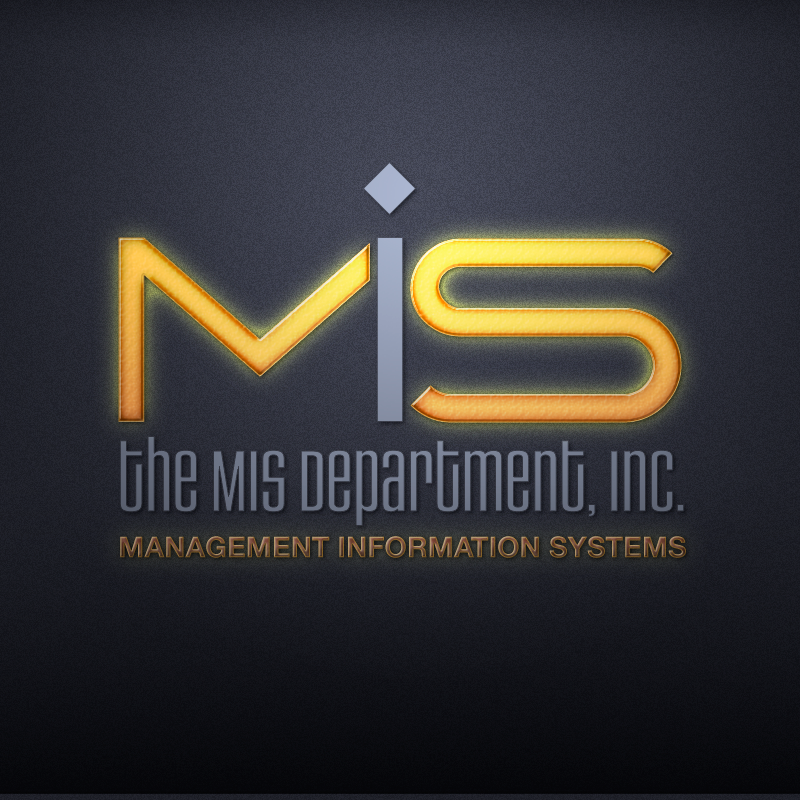 Logo Design by sach - Entry No. 98 in the Logo Design Contest The MIS Department, Inc..