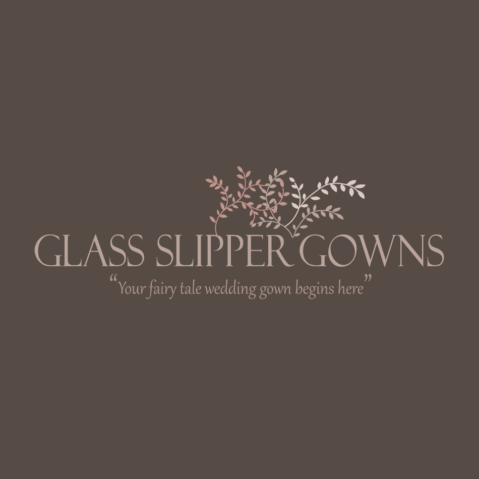 Logo Design by moonflower - Entry No. 35 in the Logo Design Contest New Logo Design for Glass Slipper Gowns.