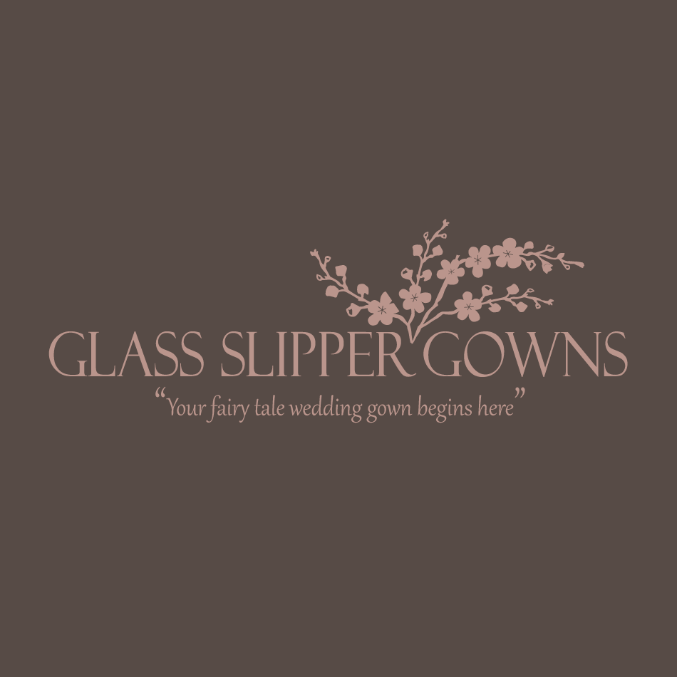 Logo Design by moonflower - Entry No. 36 in the Logo Design Contest New Logo Design for Glass Slipper Gowns.