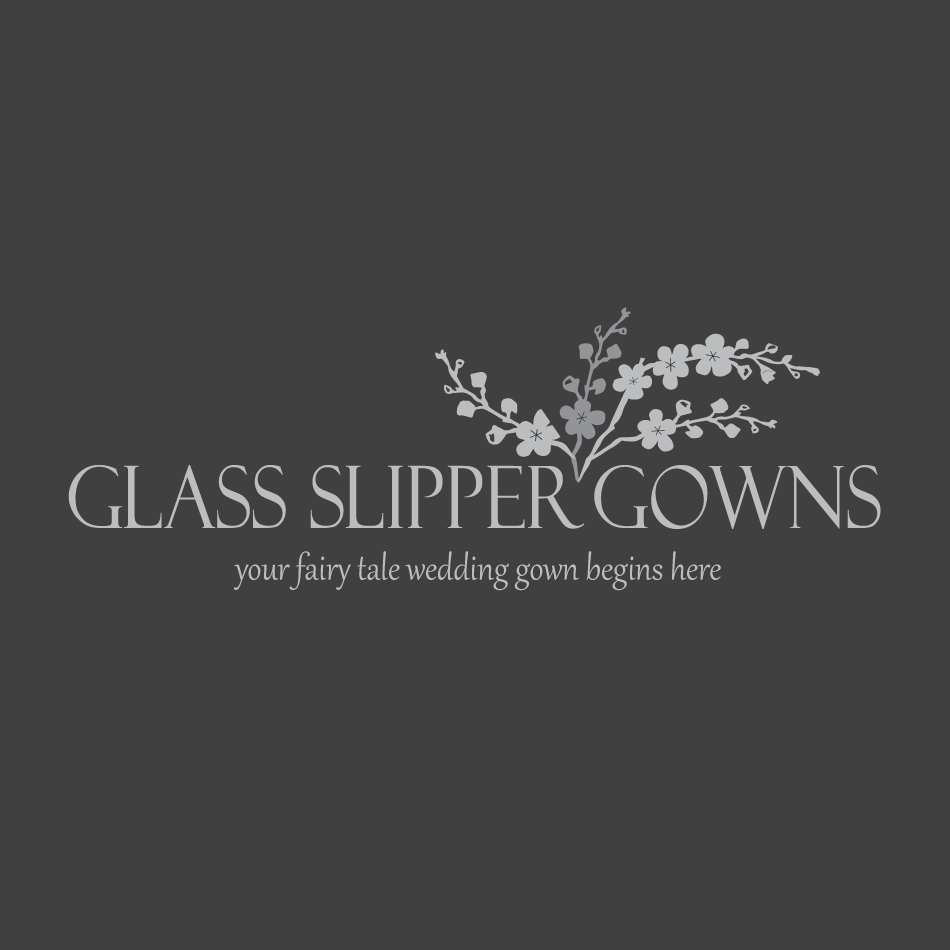 Logo Design by moonflower - Entry No. 42 in the Logo Design Contest New Logo Design for Glass Slipper Gowns.