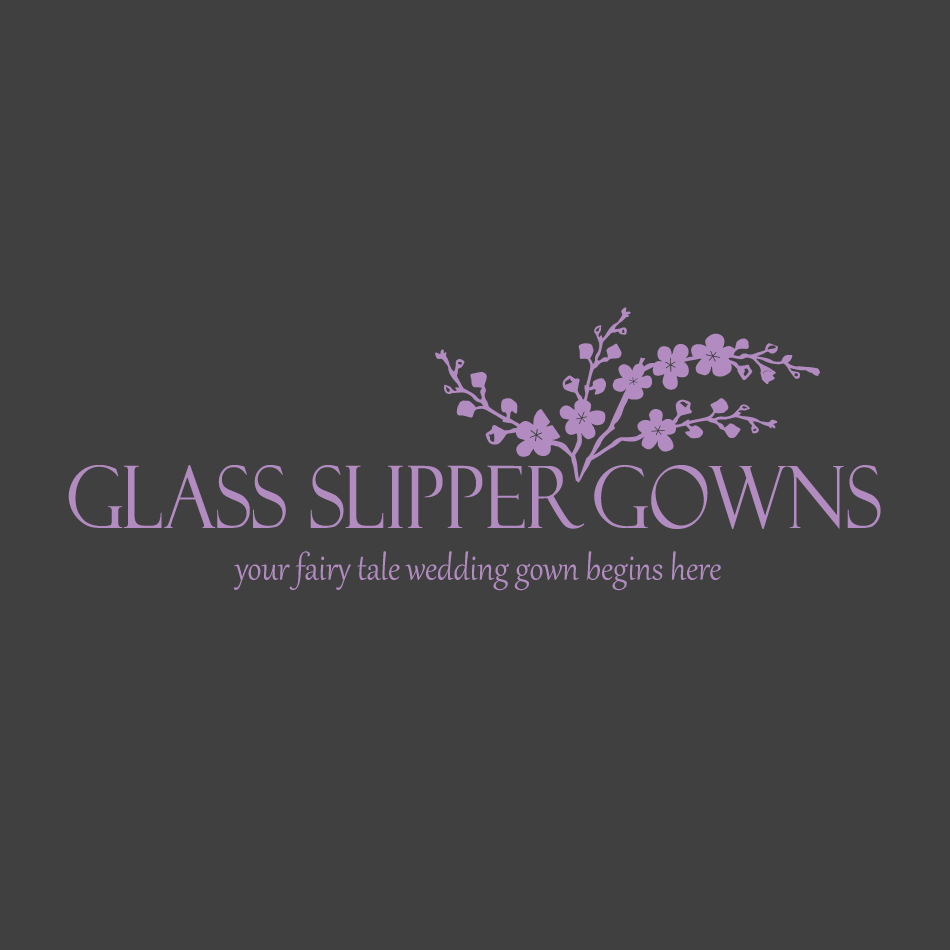 Logo Design by moonflower - Entry No. 44 in the Logo Design Contest New Logo Design for Glass Slipper Gowns.