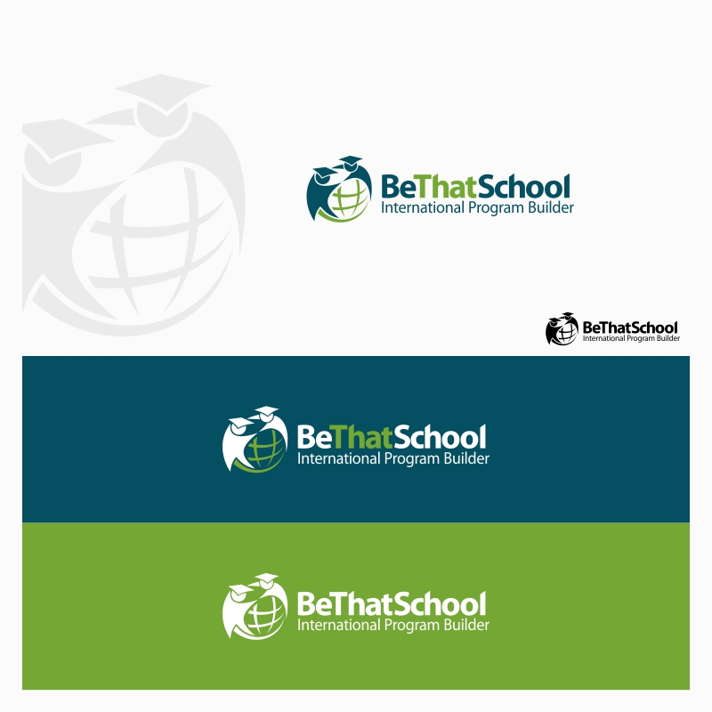 "Logo Design by Private User - Entry No. 14 in the Logo Design Contest Fun Logo Design for ""Be That School""."