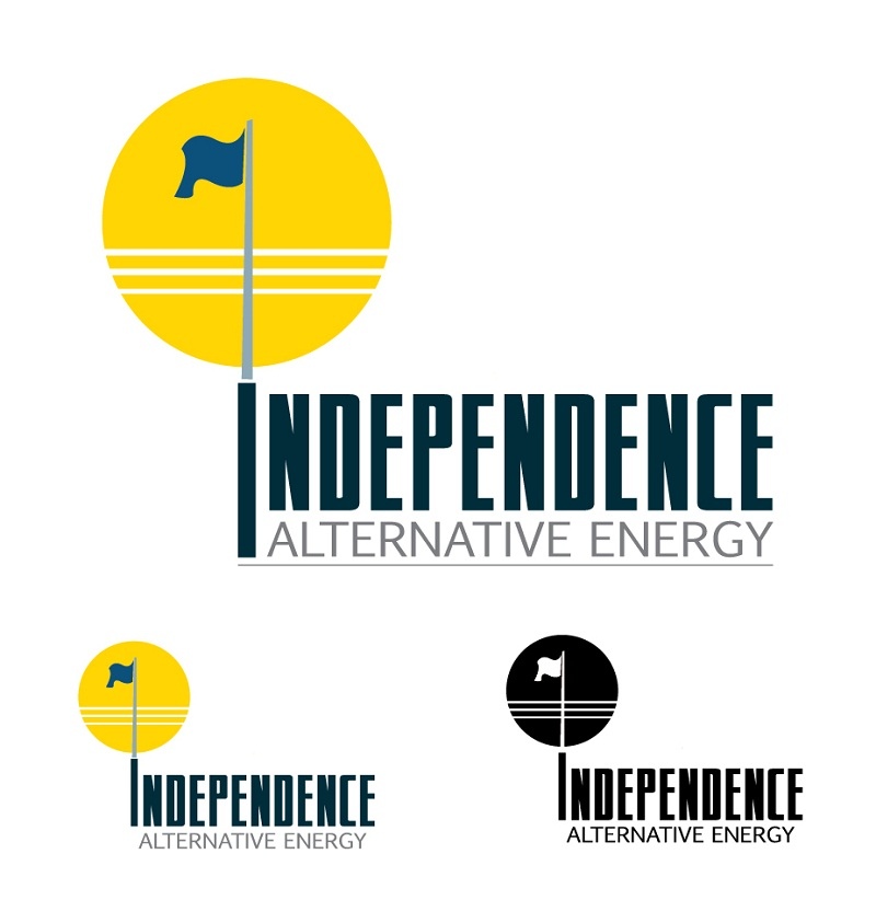 Logo Design by kowreck - Entry No. 95 in the Logo Design Contest Logo Design Needed for Exciting New Alternative Energy Company.