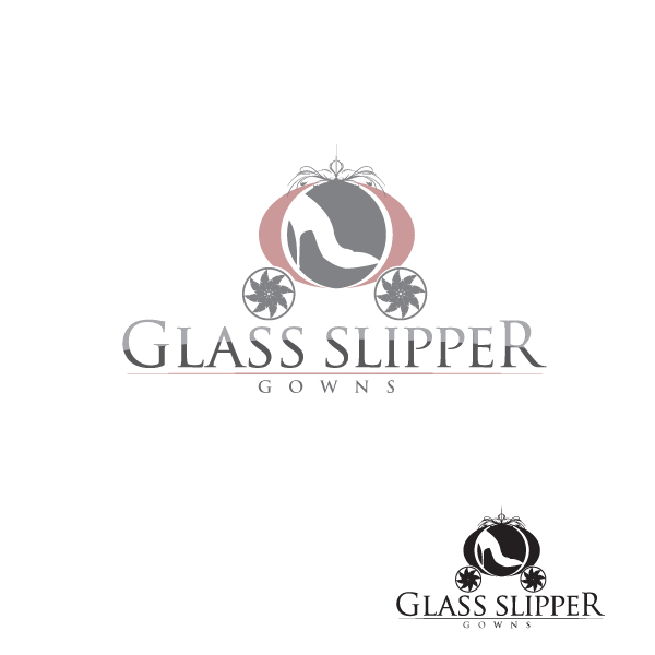 Logo Design by storm - Entry No. 52 in the Logo Design Contest New Logo Design for Glass Slipper Gowns.