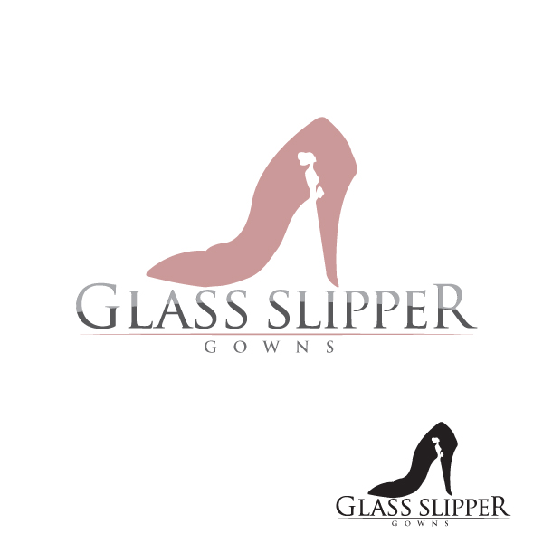 Logo Design by storm - Entry No. 54 in the Logo Design Contest New Logo Design for Glass Slipper Gowns.
