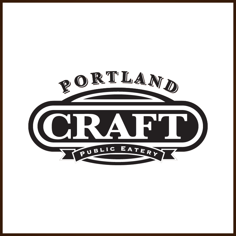 Logo Design by Number-Eight-Design - Entry No. 49 in the Logo Design Contest New Logo Design for Portland Craft Public Eatery.