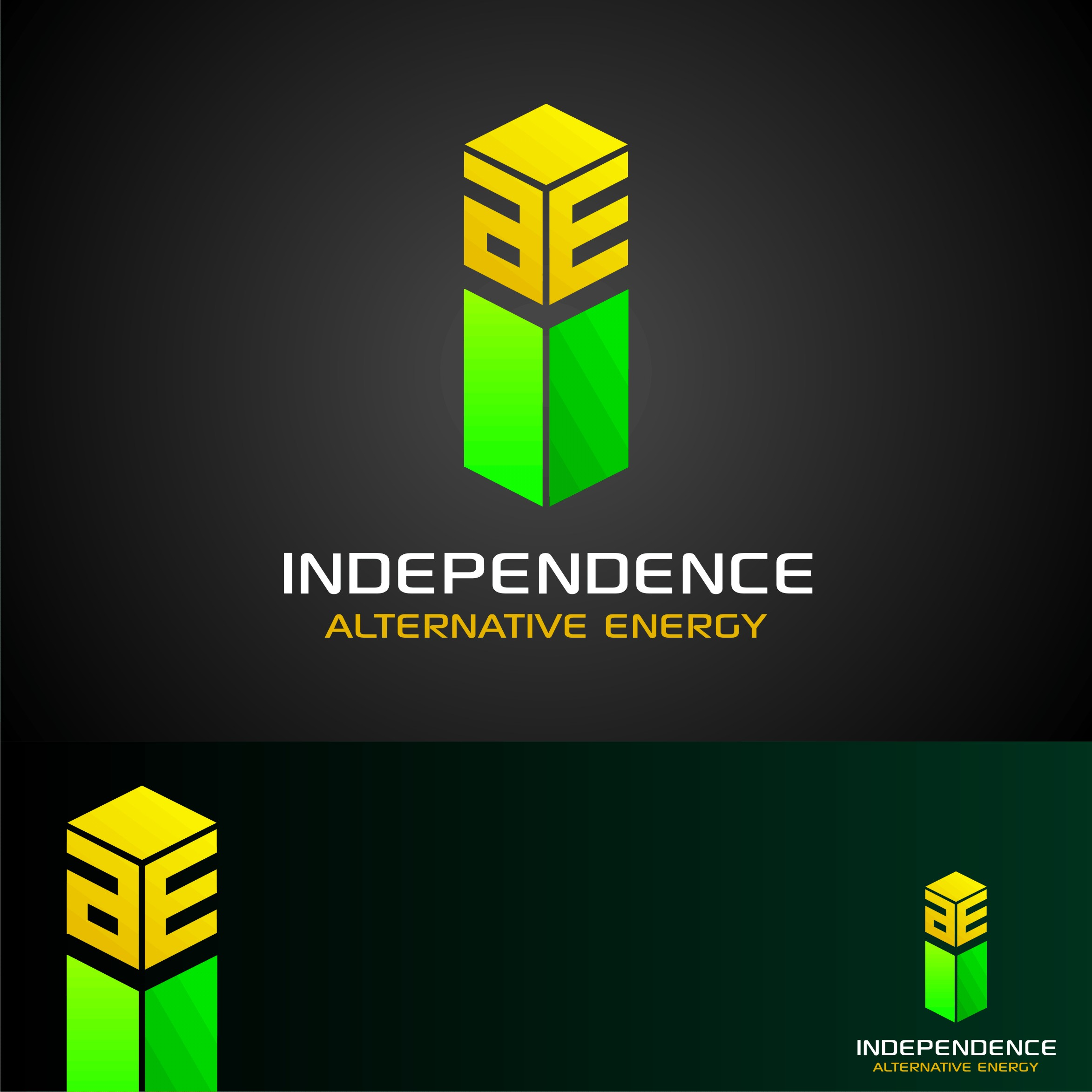 Logo Design by Private User - Entry No. 131 in the Logo Design Contest Logo Design Needed for Exciting New Alternative Energy Company.