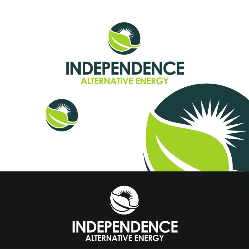 Logo Design by Private User - Entry No. 135 in the Logo Design Contest Logo Design Needed for Exciting New Alternative Energy Company.