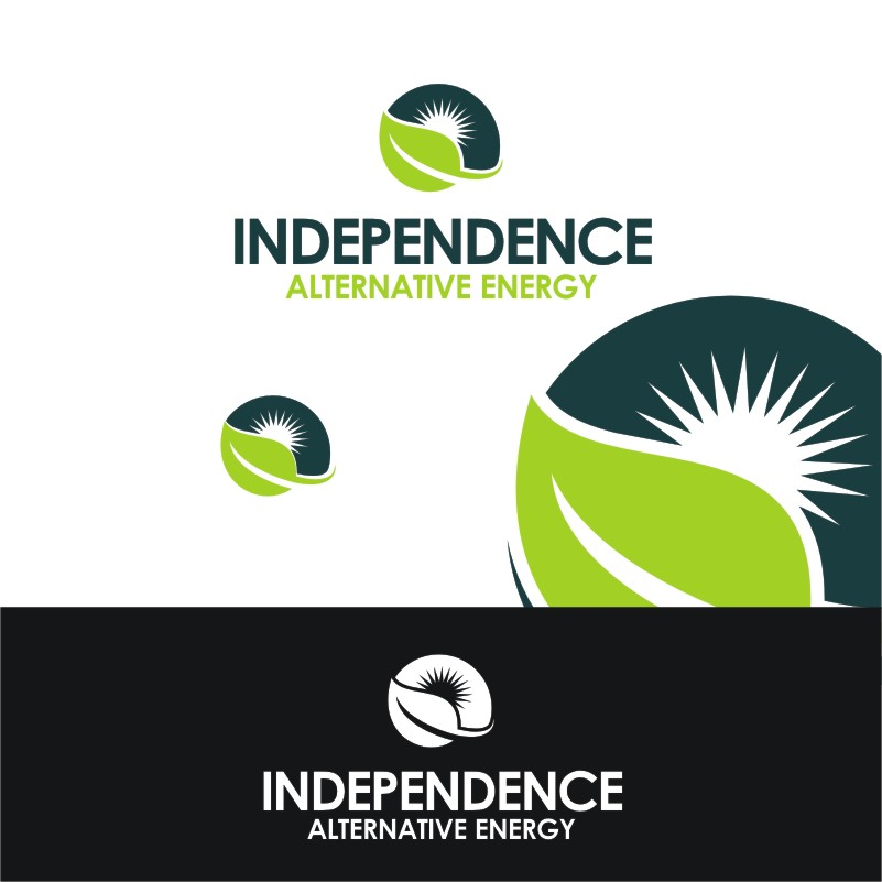 Logo Design by Private User - Entry No. 136 in the Logo Design Contest Logo Design Needed for Exciting New Alternative Energy Company.