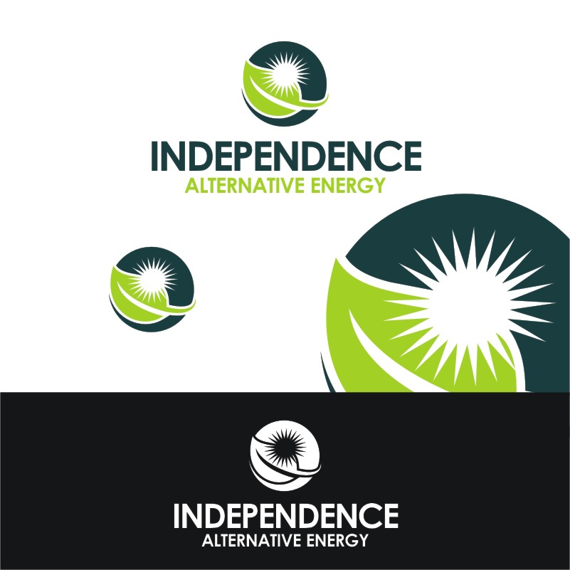 Logo Design by Private User - Entry No. 138 in the Logo Design Contest Logo Design Needed for Exciting New Alternative Energy Company.