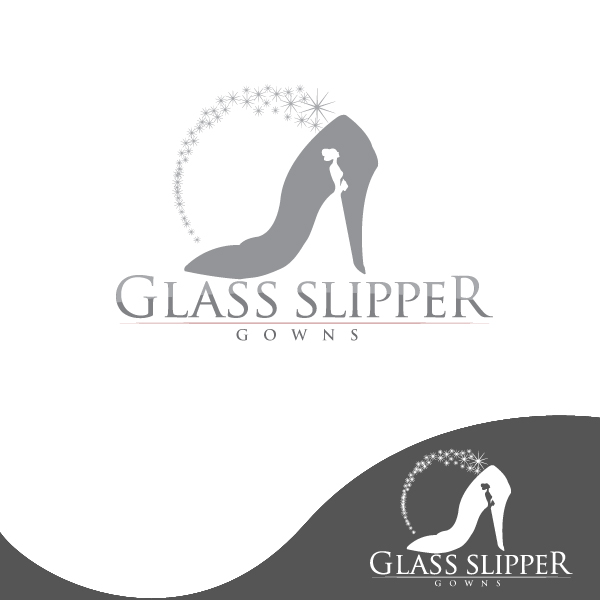 Logo Design by storm - Entry No. 56 in the Logo Design Contest New Logo Design for Glass Slipper Gowns.