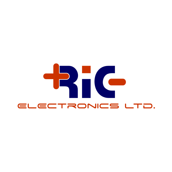 Logo Design by Rudy - Entry No. 8 in the Logo Design Contest New Logo Design for RIC Electronics Ltd..