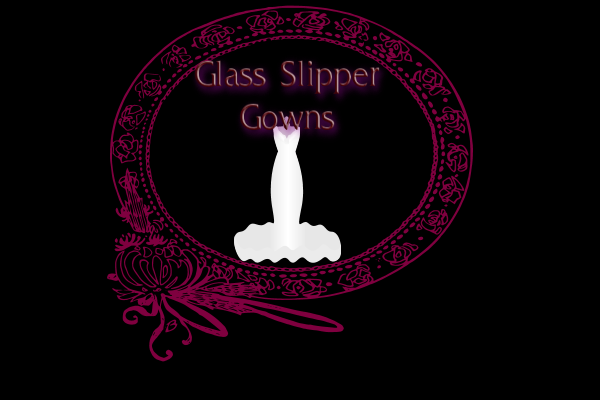 Logo Design by miyvex58 - Entry No. 62 in the Logo Design Contest New Logo Design for Glass Slipper Gowns.