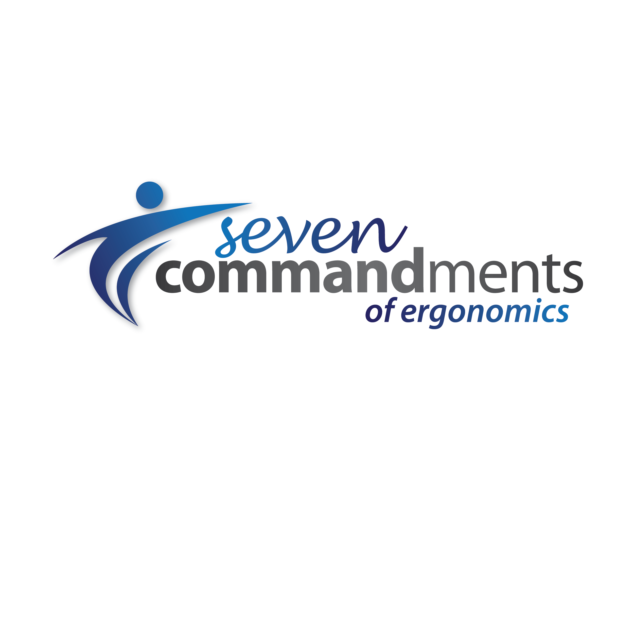 Logo Design by cmcelroy - Entry No. 3 in the Logo Design Contest Logo Design for Seven Commandments of Ergonomics.
