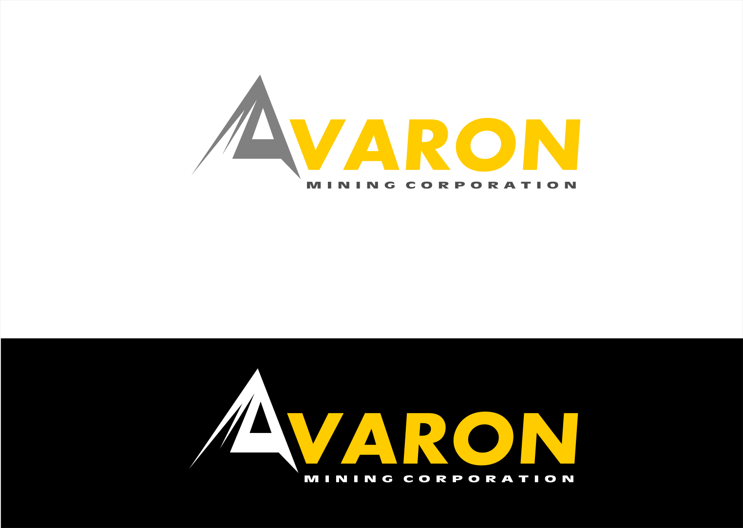 Logo Design by Joseph calunsag Cagaanan - Entry No. 10 in the Logo Design Contest Logo Design Needed for New Mineral Exploration Company in Canada.
