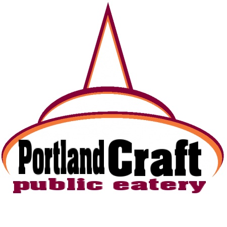 Logo Design by miyvex58 - Entry No. 53 in the Logo Design Contest New Logo Design for Portland Craft Public Eatery.