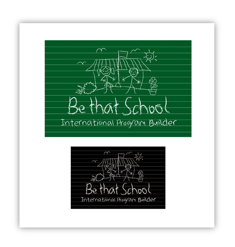"Logo Design by kowreck - Entry No. 38 in the Logo Design Contest Fun Logo Design for ""Be That School""."