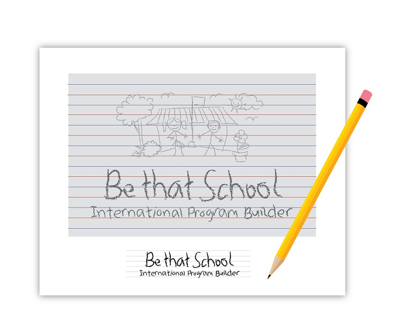 "Logo Design by kowreck - Entry No. 39 in the Logo Design Contest Fun Logo Design for ""Be That School""."