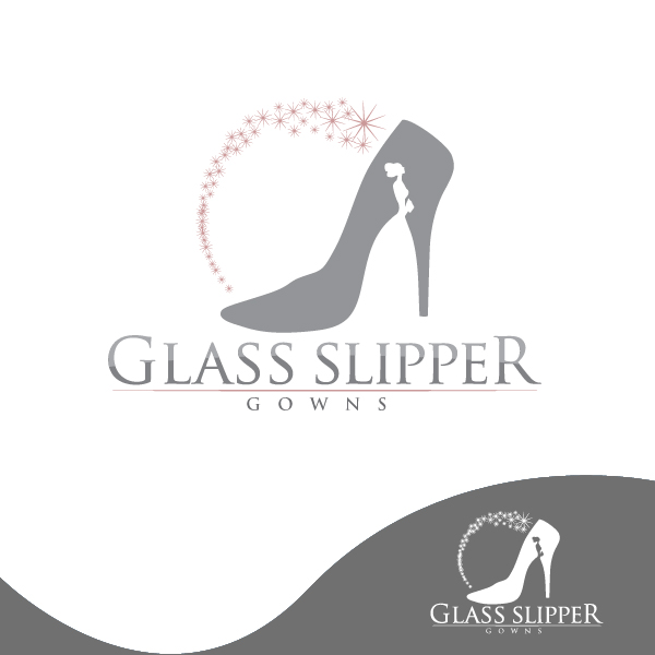 Logo Design by storm - Entry No. 64 in the Logo Design Contest New Logo Design for Glass Slipper Gowns.