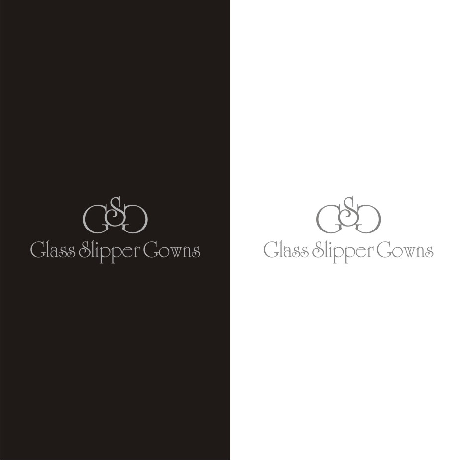 Logo Design by graphicleaf - Entry No. 70 in the Logo Design Contest New Logo Design for Glass Slipper Gowns.