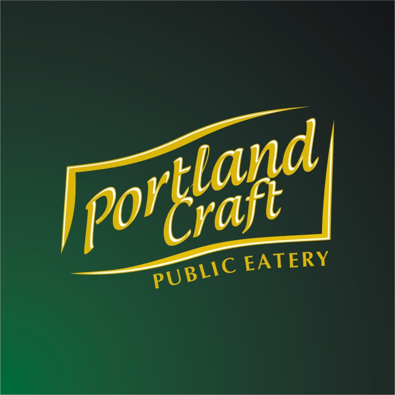 Logo Design by Private User - Entry No. 56 in the Logo Design Contest New Logo Design for Portland Craft Public Eatery.