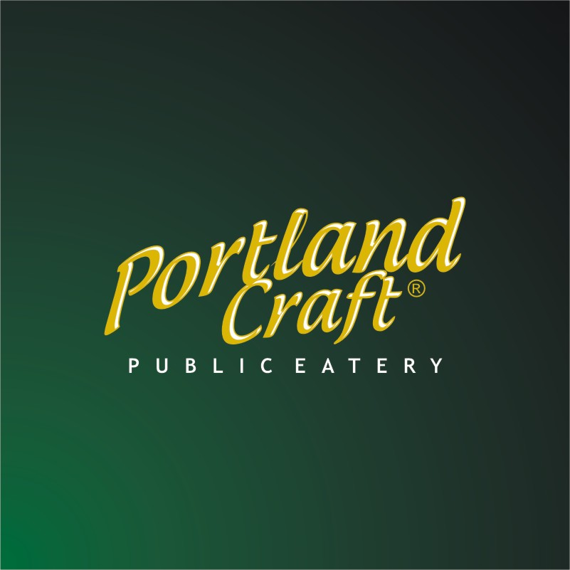 Logo Design by Private User - Entry No. 57 in the Logo Design Contest New Logo Design for Portland Craft Public Eatery.