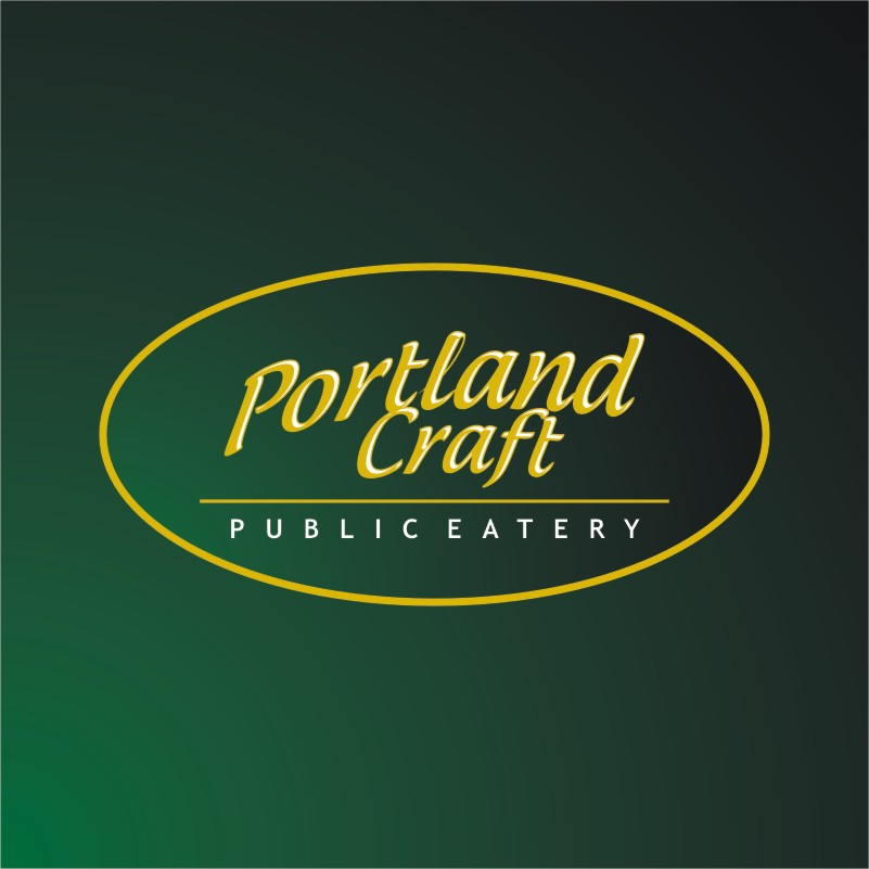 Logo Design by Private User - Entry No. 58 in the Logo Design Contest New Logo Design for Portland Craft Public Eatery.