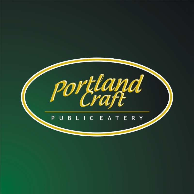 Logo Design by Private User - Entry No. 59 in the Logo Design Contest New Logo Design for Portland Craft Public Eatery.