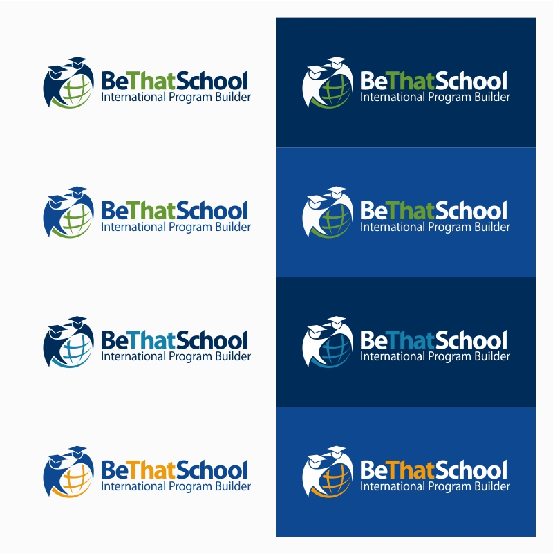 "Logo Design by Private User - Entry No. 47 in the Logo Design Contest Fun Logo Design for ""Be That School""."