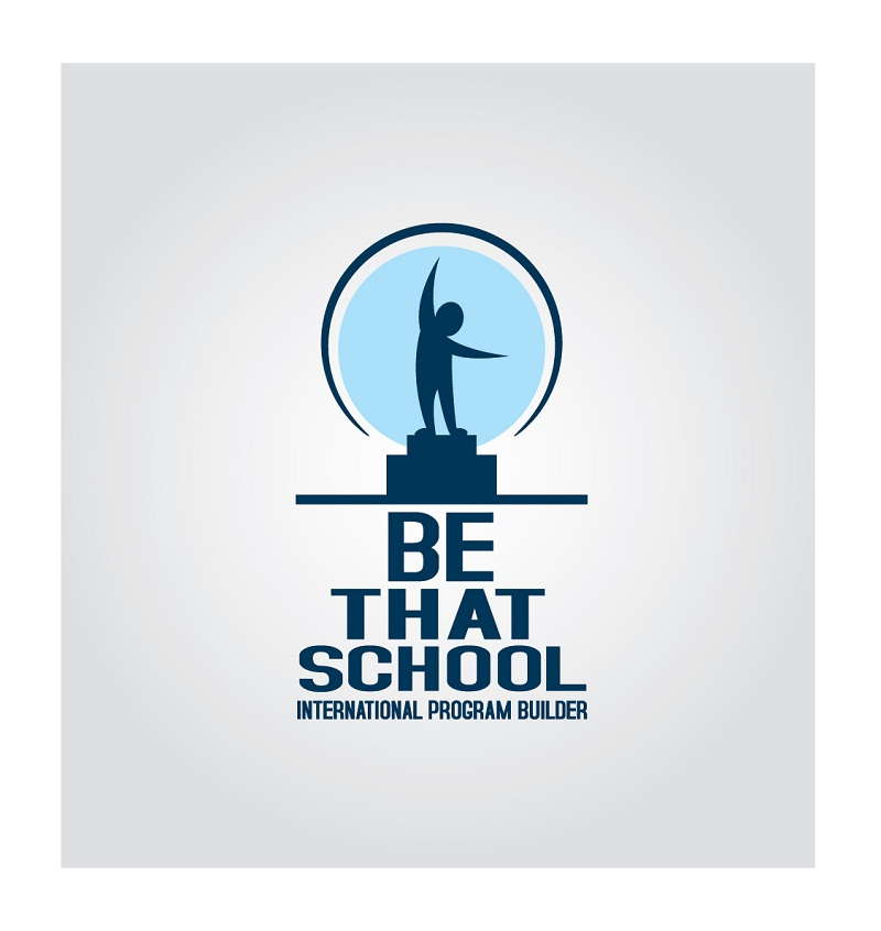 "Logo Design by kowreck - Entry No. 58 in the Logo Design Contest Fun Logo Design for ""Be That School""."