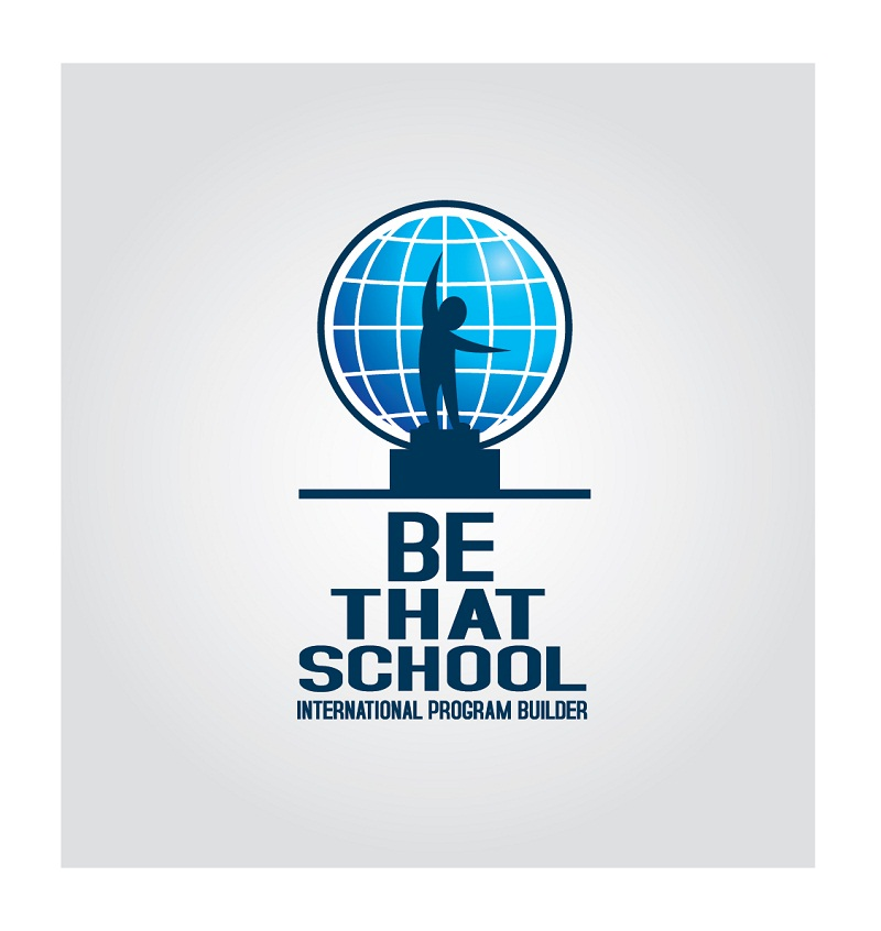 "Logo Design by kowreck - Entry No. 59 in the Logo Design Contest Fun Logo Design for ""Be That School""."