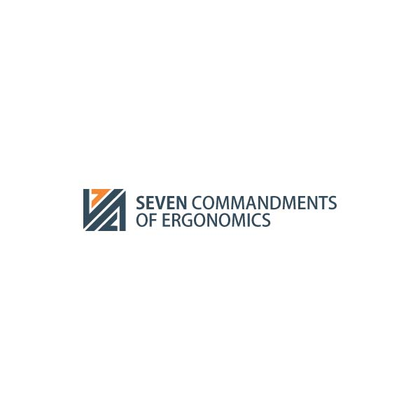 Logo Design by Pandu Wijaya - Entry No. 15 in the Logo Design Contest Logo Design for Seven Commandments of Ergonomics.
