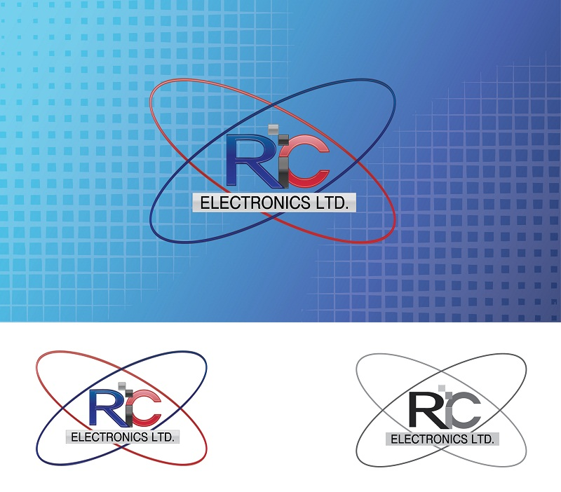 Logo Design by kowreck - Entry No. 23 in the Logo Design Contest New Logo Design for RIC Electronics Ltd..