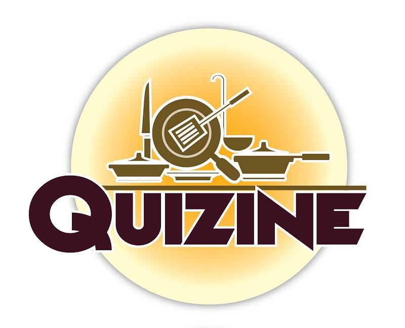 Logo Design by kowreck - Entry No. 14 in the Logo Design Contest Quizine Logo Design.