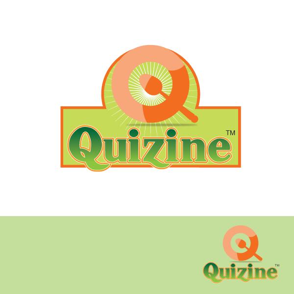 Logo Design by storm - Entry No. 16 in the Logo Design Contest Quizine Logo Design.