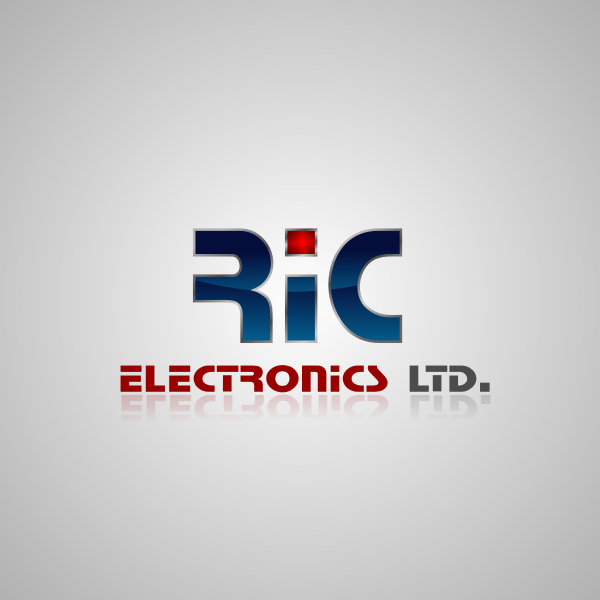 Logo Design by Rudy - Entry No. 24 in the Logo Design Contest New Logo Design for RIC Electronics Ltd..